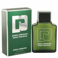 Paco Rabanne Pour Homme Eau De Toilette Spray, Cologne for Men, 6.8 Oz