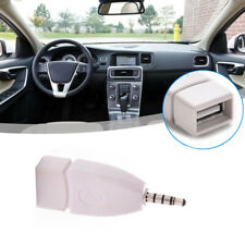 1aux Audio 35mm Male Plug To Usb 20 Female Converter Adapter Jack Car Parts Fits Isuzu