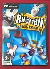 Rayman Raving Rabbids - PC - DVD ROM - NUEVO