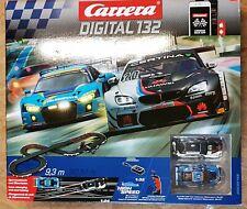 Carrera 30198 Digital 132 GT Perfection Startset Rennbahnsystem - NEU & OVP