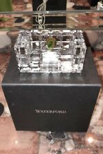 NWT Waterford Crystal LONDON Joe Sampson Smart Phone Docking Station iPhone iPod