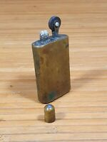 TRENCH ART BRASS SPARKLE TORCH LIGHTER  USSR