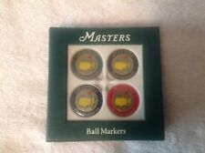 Masters Ball Marker Set Of 4