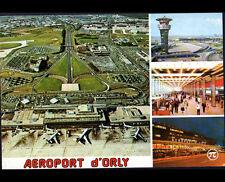 ORLY (94) AEROPORT / AVIONS , AEROGARE SUD & TOUR de CONTROLE