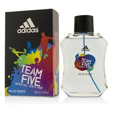 Adidas Team Five EDT Spray (Special Edition) 100ml Men's Perfume