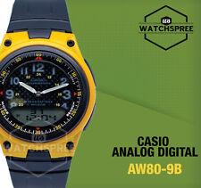 Casio Analog Digital Watch AW80-9B