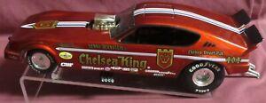 KENNY BERNSTEIN,  1/24 ACTION 1979 ARROW  FUNNY CAR, CHELSEA KING,  NO BOX!