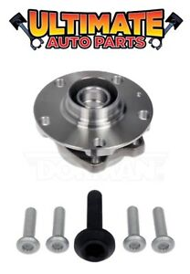 Front Wheel Bearing Hub (Left or Right) for 05-08 Audi S4