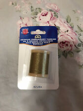 Light Silver 43.7-Yard DMC 283Z Metallic Embroidery Thread