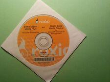 Roxio - Sonic Digital Media Plus + Easy Media Creator DVD 449854-B22