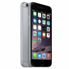 "Original Apple iPhone 6 16GB GSM""Factory Unlocked""Smartphone SPACE GRAY"