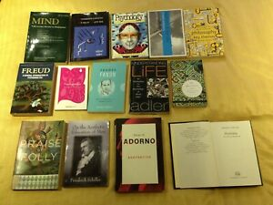 Psychology books lot
