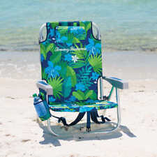 Tommy Bahama Backpack Cooler Beach Chair- Floral