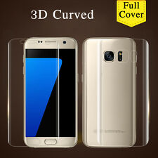 Front Back Screen Protector Film For Samsung Galaxy Note 8 9 S6 S7 S8 S9 Plus