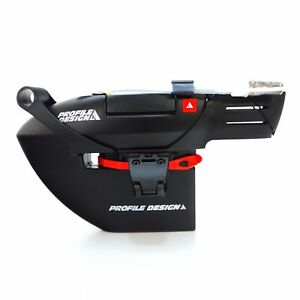 Profile Design FC35 Aero Hydration System for Triathlon TT Black with Bite Valve