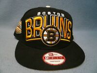 New Era 9Fifty Boston Bruins Snapback BRAND NEW hat cap Eastern Conference NHL