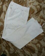 RARE IDF Irish White Winter Snow Camo Combat Trousers Size 36 ( dpm )