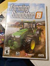 Farming Simulator 19 (PC) -NEW-
