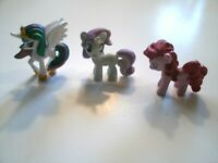 MLP My little Pony Toy Set Lot Of 3 Toys Figures Pony's