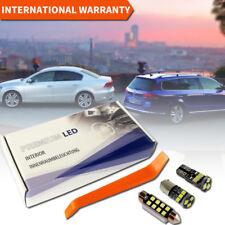 VW Passat B7 Full LED Interior Premium Set 13 SMD White Error Free 3C 3G2 362