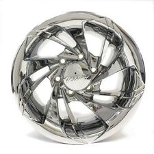 "15"" Ultra Turbine 155 chrome wheel 15x10 New"