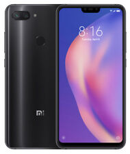 Movil smartphone Xiaomi mi 8 Lite 4GB 64GB negro