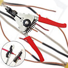 WIRE STRIPPER CRIMPING PLIERS Durable Multi-functional Terminal Outdoor Tool HOT
