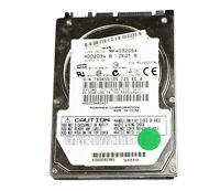 "Toshiba MK4032GSX 2.5"" 40GB SATA 5400 RPM Hard Disk Drive [5232]"