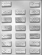 Domino Chocolate Candy Mold CK #13410 - NEW