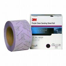 3M 34446 180 Grit Cubitron II Hookit Clean Sanding Sheet Roll