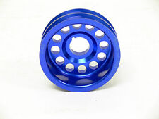 OBX Blue Crank Pulley For 93 94 95 Mazda 626 MX6 93 94 95 96 97 Ford Probe 2.0L