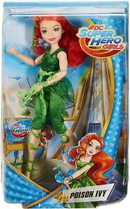 "Mattel DC Super Hero Girls Poison Ivy 12"" Action Doll ~BRAND NEW~"