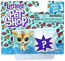 Littlest Pet Shop Series 3 Quincy Goatee & Mystery Figure Mini Figure 2-Pack