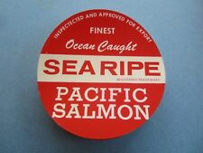 Wholesale Lot of 100 Old Vintage - SEA RIPE - Pacific SALMON - LABELS