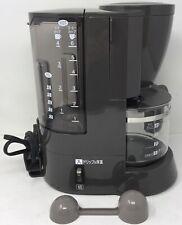 Zojirushi EC-AA60 Coffee Maker 4 Cups Dark Gray Uses Melitta Filter #2
