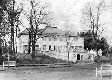 """AK, Spreewerder Kr. Fürstenwalde Spree, Erholungsheim """"Mönchwinkel"""", 1964"""