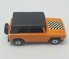 Matchbox FIELD CAR Pat App 1969 MADE IN ENGLAND Orange