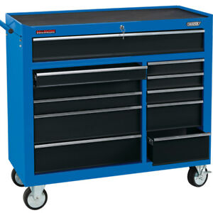 Draper 40 inch 11 Drawer Roller Cabinet 15222 .Cheap! snap it up now