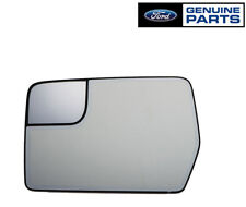 NEW OEM 2011-2014 Ford F-150 LH Drivers Side Mirror Glass w/Integrated Spotter