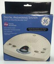 GE Digital Messaging System 29875GE1 English Spanish Call Screening Answering