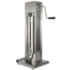 Remplissage Poussoir Appareil Machine à Saucisses Viande Acier Inoxydable 7L