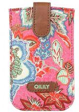 Oilily Cas De Téléphone Portable Jatin Flowers Smartphone Pull Case Rose