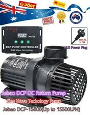 Jebao DCP-15000 Aquarium Tank Circulation DC Return Pump 15500LPH