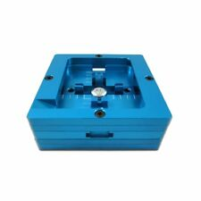 BGA rework machine accessory 80MM dual frame blue bga reballing station plant...