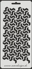 Scrapbooking Schablone S-150  Pflaster ~ Stencil ~ UMR-Design