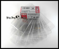 TOMICA SIZE #2 LARGE PROTECTIVE CLEAR PLASTIC BOX 10 PCS 1:64 DieCast Car TOMY