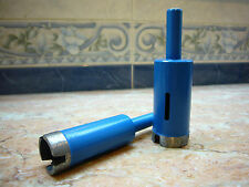 "18mm ( 23/32"" ) THK PRO sintered Diamond segment hole saw core drills drill bit"