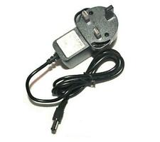 UK 3 PIN POWER SUPPLY ADAPTOR For Tablet PC 9V x 1A x 5.5mm x 2.5mm UK SUPPLIED