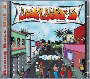 FUEL BASS CD - Booty Bass Volume 3
