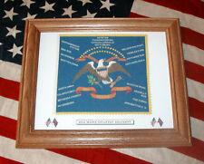 34 star American Civil War Flag...20th Maine Infantry Flag